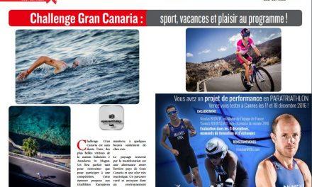 A découvrir dans TrimaX#158 : Challenge Gran Canaria