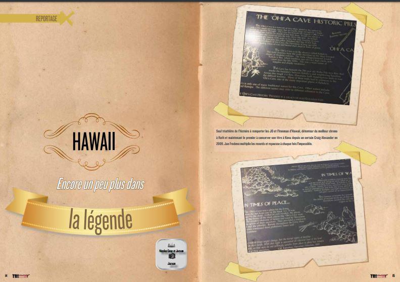 TrimaX#158 revient sur l'Ironman d'HAWAII