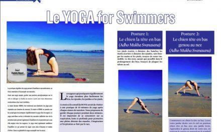 A ne pas manquer dans TrimaX#159 : Le YOGA for Swimmers