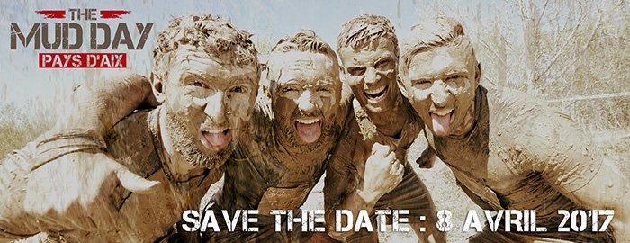 GET READY – Les inscriptions pour The Mud Day Pays d'Aix ouvrent demain !