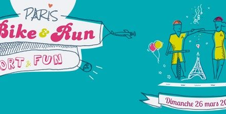 Le Paris Bike and Run revient au printemps !