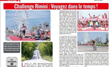 Challenge Rimini : Voyagez dans le temps avec TrimaX#159