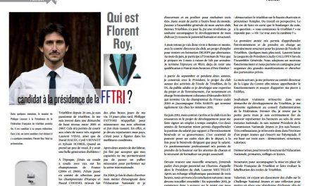 Découvrez qui est Florent Roy, avec TrimaX#159