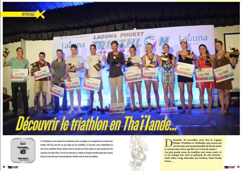 Découvrir le triathlon en Thaïlande… avec TrimaX#159