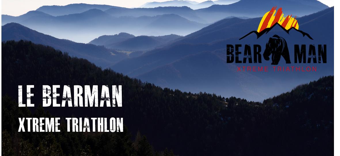 BEARMAN, XTREME TRIATHLON made in France