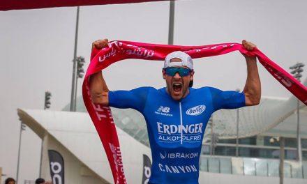Triathlon de Yas Marina à Abu Dhabi : Patrick Lange s'impose