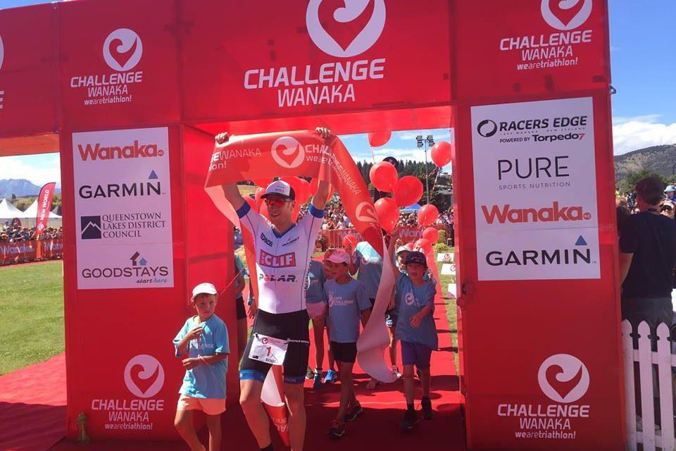 Challenge Wanaka: Simon Billeau termine 6ème