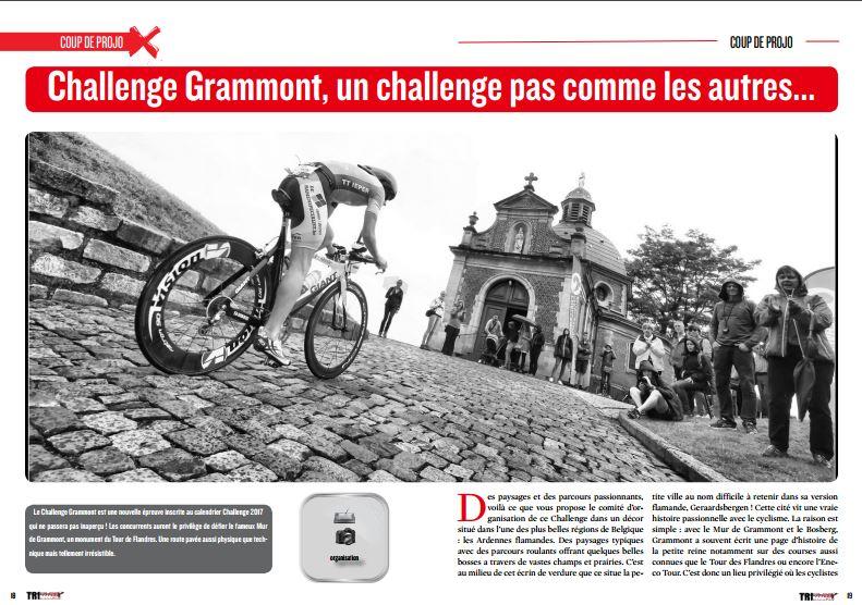 Challenge Grammont, un challenge pas comme les autres… découvrez-le dans TrimaX#160