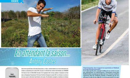 En attendant la saison… TrimaX#160 a rencontré Antony Costes