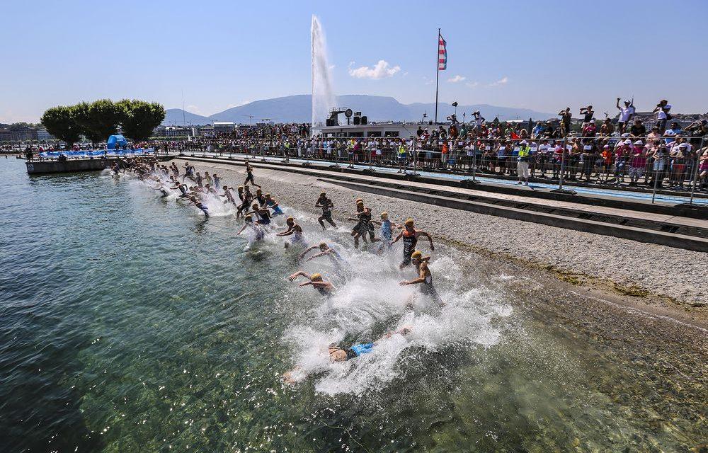 Ouverture des inscriptions du Triathlon International de Genève 2017
