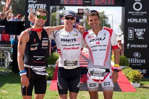 Ironman Taupo c'est samedi : Viennot au départ !
