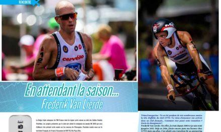 En attendant la saison… TrimaX#161 a rencontré Frederik Van Lierde