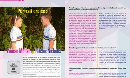 A lire dans TrimaX#161 :  le portrait croisé d'Eimear Mullan et Ritchie Nicholls
