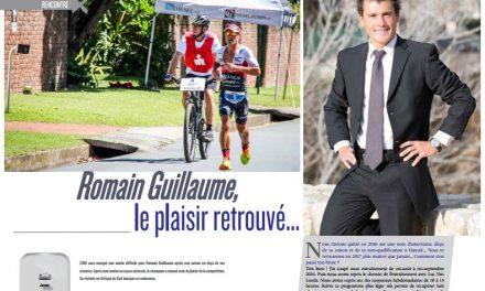 TrimaX#161 a rencontré Romain Guillaume