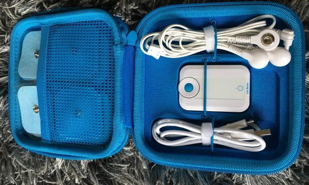 Bluetens, l'électrostimulateur connecté de poche !