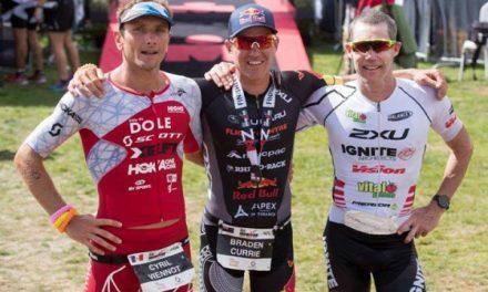 News Cyril VIENNOT : IRONMAN New Zealand mission réussie dans la douleur !