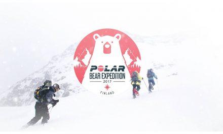POLAR dévoile sa nouvelle campagne #PolarBear 2017