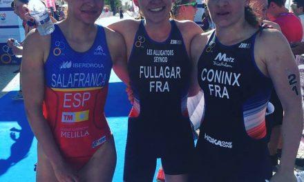 Coupe d'Europe Junior de Quarteira: Victoire française chez les filles pour Fullagar, Stapley 5ème chez les garçons