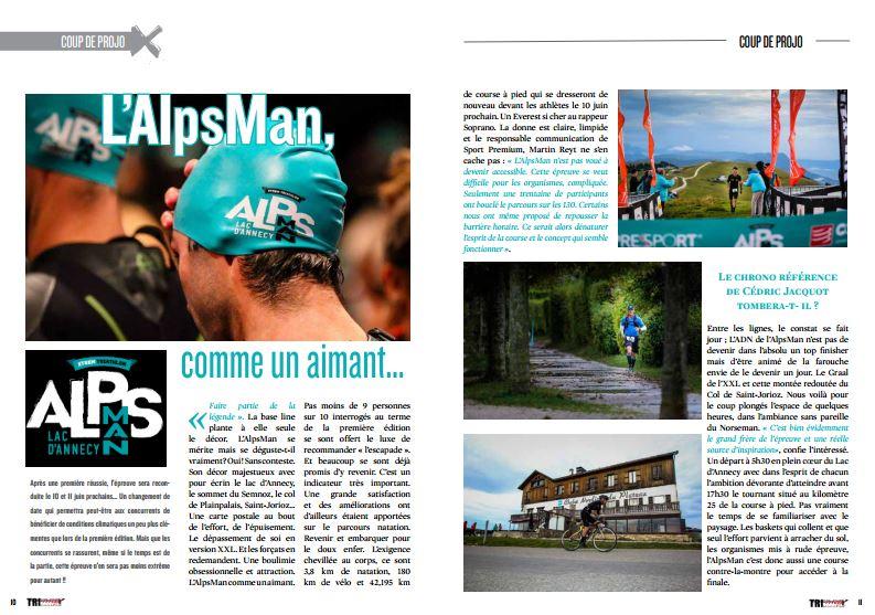 A découvrir dans TrimaX#162 : l'AlpsMan, comme un aimant…