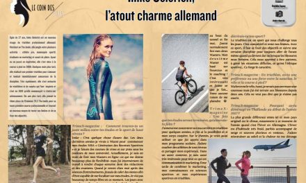 TrimaX#162 vous présente Imke Oelerich, l'atout charme allemand