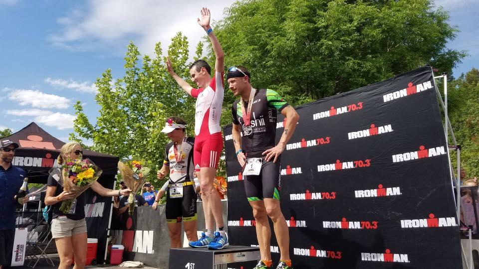 Ironman 70.3 St.George : Résultats