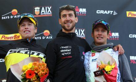 IRONMAN 70.3 Pays d'Aix : 44 athlètes professionnels dont un Champion du Monde IRONMAN !