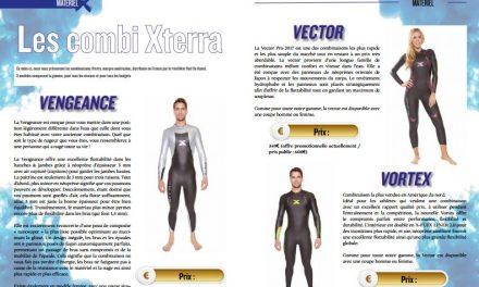TrimaX#163 vous présente les combi Xterra