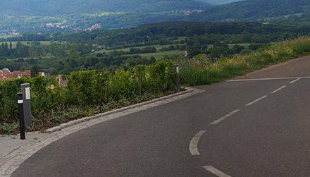 Triathlon Obernai: Survolez et découvrez les parcours du triathlon L