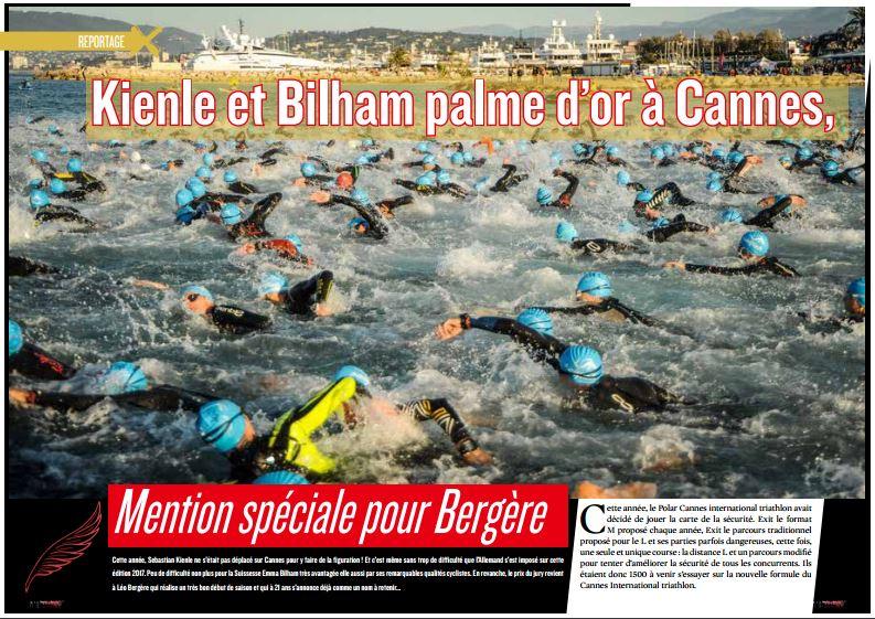 TrimaX#163 revient sur le triathlon de Cannes