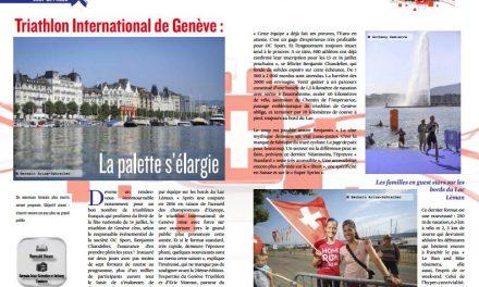 A lire dans TrimaX#163 : Triathlon International de Genève