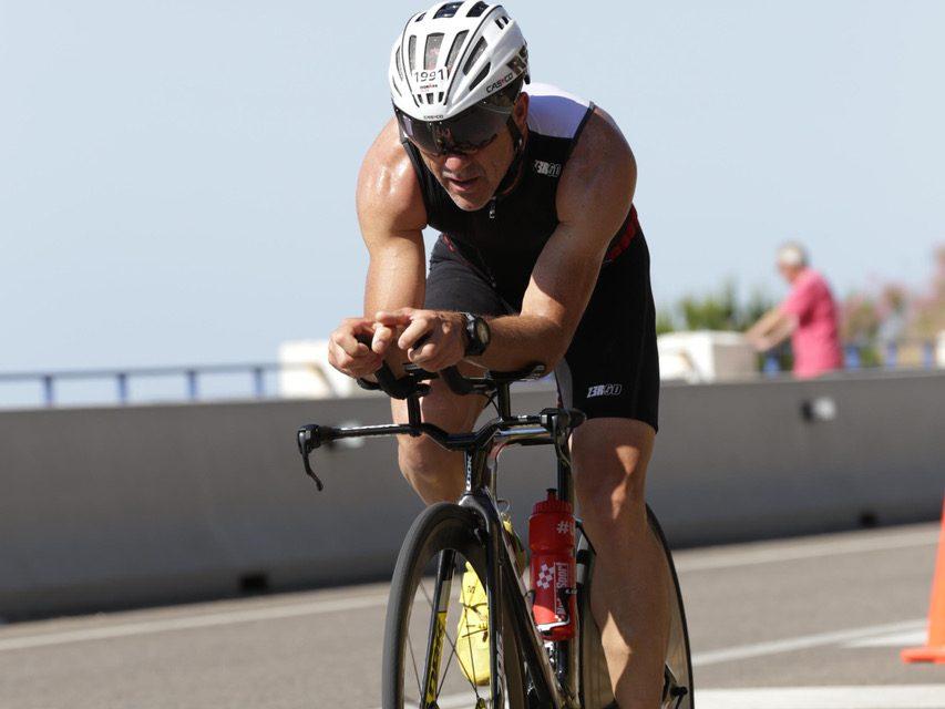 Laurent Jalabert ira au Championnat du Monde IRONMAN 70.3 !