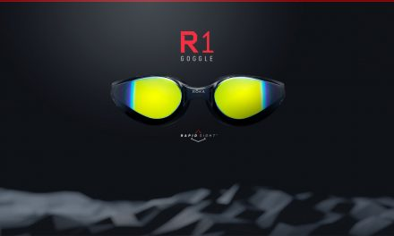 ROKA R1, lunette de natation