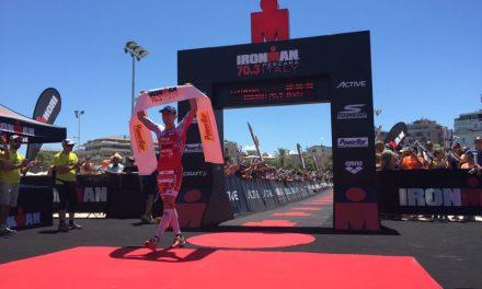 Cyril Viennot vainqueur à Pescara Ironman 70.3 Italie – Camille Donat 4ème