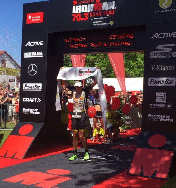 Ironman 70.3 Kraichgau: Kienle et Philipp surclassent la concurrence !