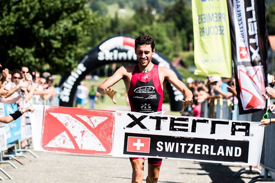Forissier, Flipo remportent l'XTERRA de Suisse