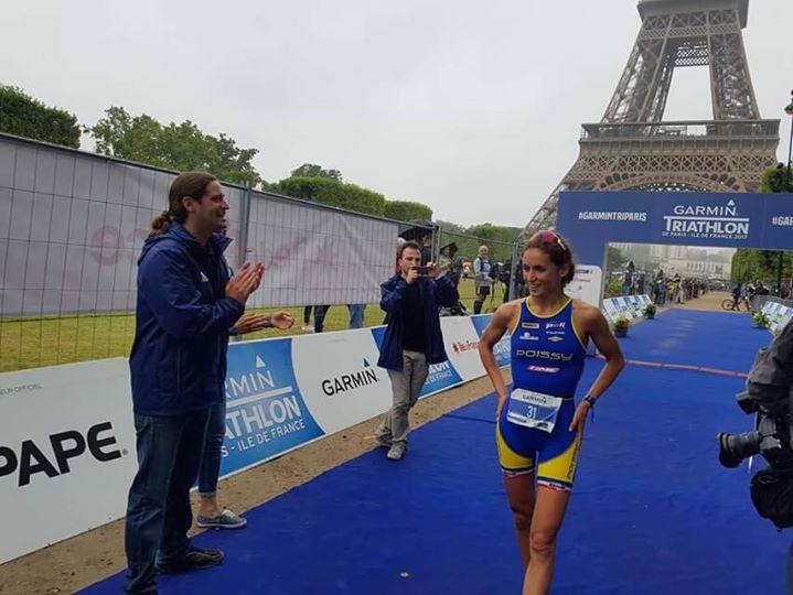 Garmin Triathlon de Paris: Victoire de Célérier et Périault
