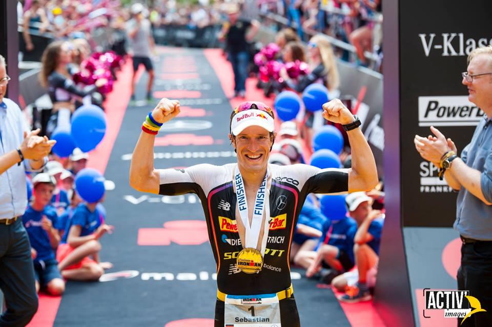 Ironman Francfort: Kienle conserve son titre, Sarah Crowley s'impose chez les femmes.