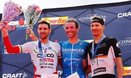 Ironman 70.3 Edimbourg: Podium pour Yvan Jarrige