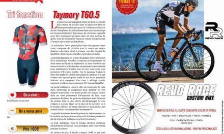 Découvrez le coup de coeur de TrimaX#165 : la Tri fonction Taymory T60.5