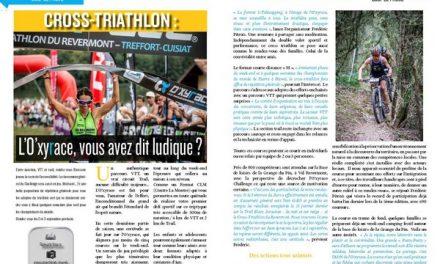 A découvrir dans TrimaX#165 : le cross-triathlon, l'O'xyrace