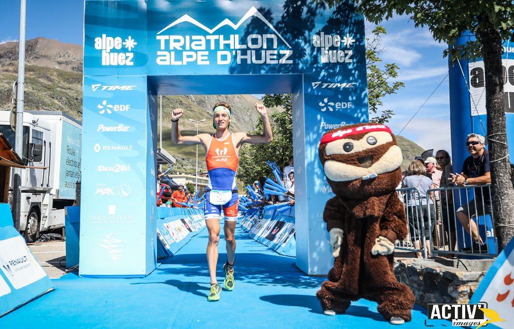 La chance du débutant pour Anatole Giraud Telme à l'Alpe d'Huez