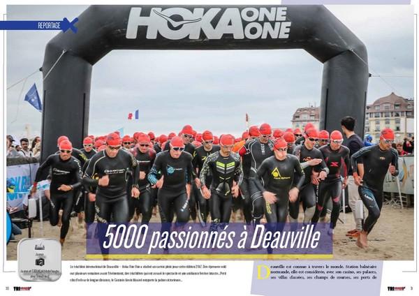 TrimaX#165 revient sur les 5000 passionnés à Deauville