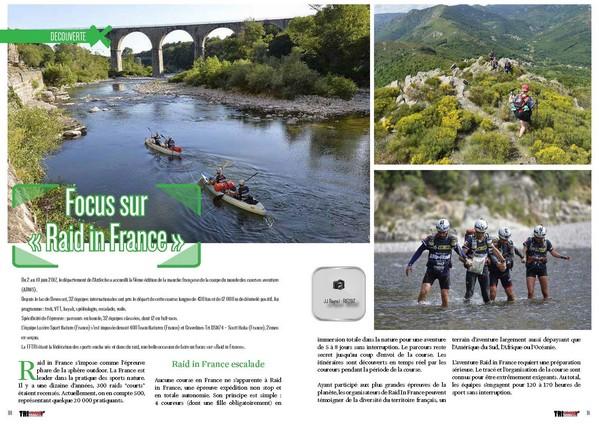 Focus avec TrimaX#165 sur « Raid in France »