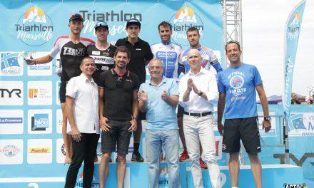 Triathlon de Marseille :Intraitable, Anthony Pujades double la mise