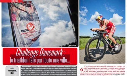 Challenge Danemark : le triathlon fêté par toute une ville à lire dans TrimaX#166