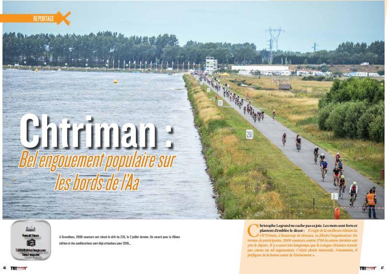 TrimaX#166 revient sur la 10ème édition du Chtriman