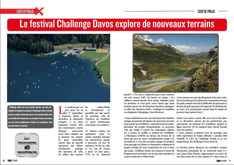 Découvrez dans TrimaX#166 : Le festival Challenge Davos