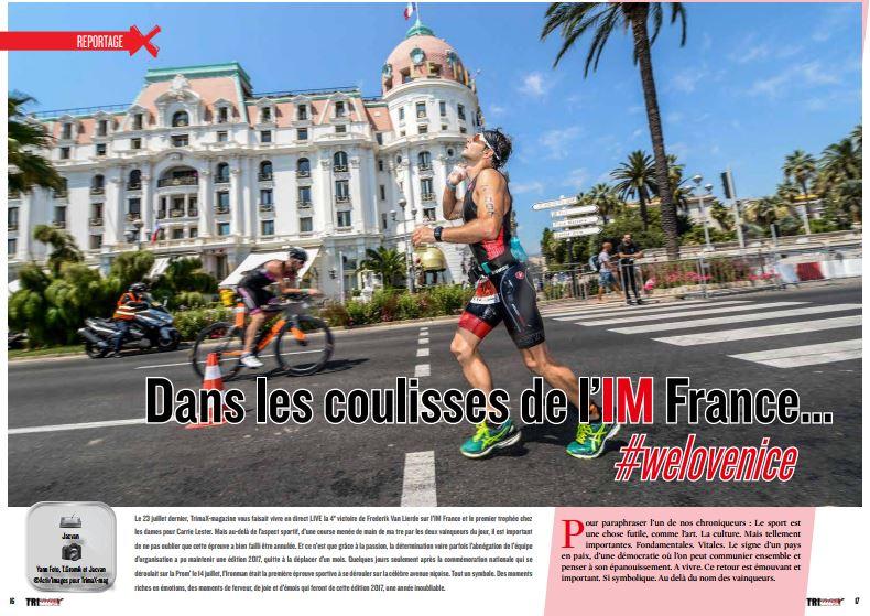 TrimaX#166 vous parle des coulisses de l'IM France… #welovenice