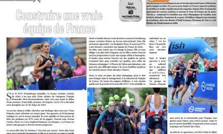 A lire dans TrimaX#166 : Construire une vraie équipe de France