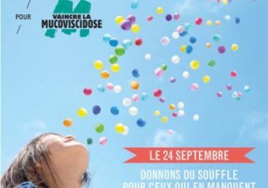 Virade des Rois, la virade de l'espoir de Saint-Germain-en-Laye – Dimanche 24 Septembre 2017